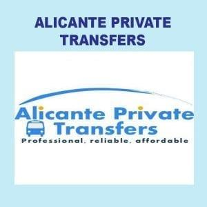 Alicante Private Transfers, Transport to and from Alicante Airport