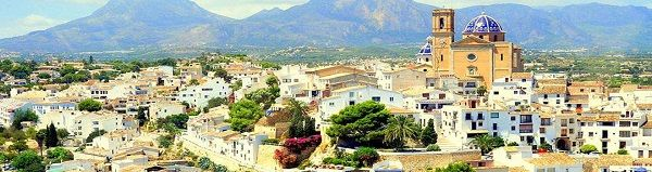 Places to visit on the Costa Blanca, Altea