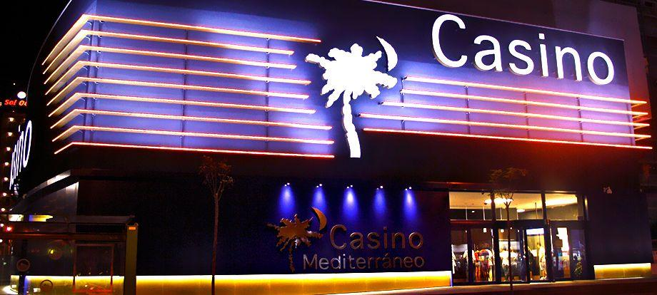 Casino Wet Day in Benidorm