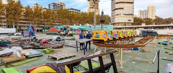 Benidorm News, Festilandia dismantled