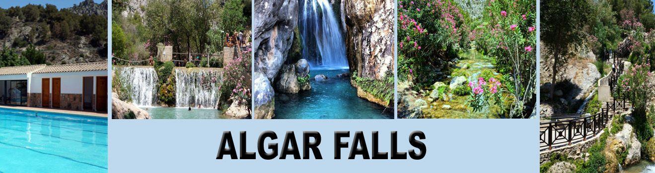 Algar Falls Fonts de Algar - BenidormSeriously