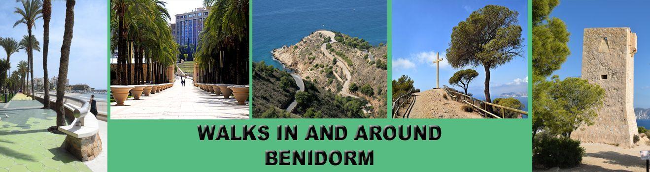 Walks in and around Benidorm - BenidormSeriously