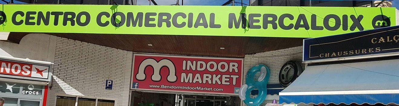 Benidorm Indoor Market, Centro Comercial Mercaloix - BenidormSeriously