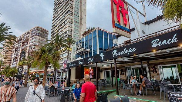 Bars in Benidorm ask for Licence changes