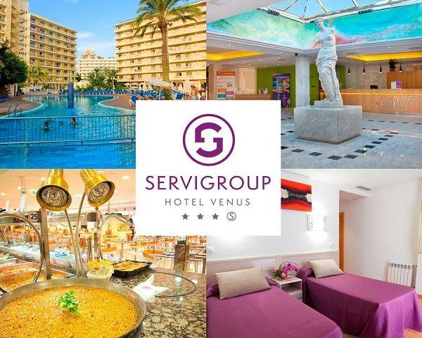 Servigroup hotels Benidorm, The Venus