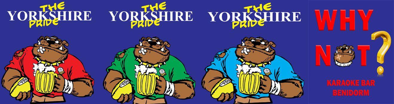 Yorkshire pride group