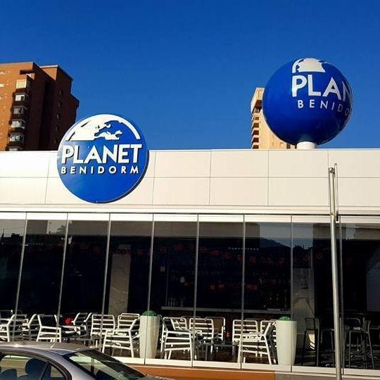 Planet Benidorm