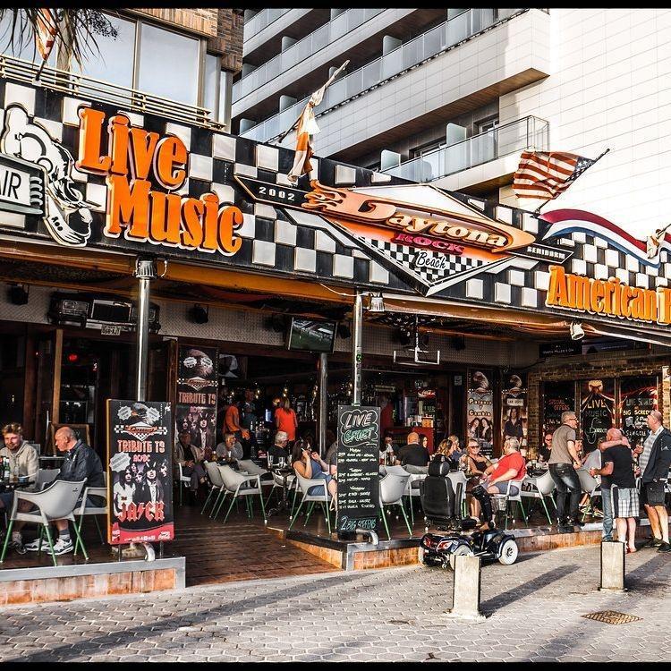 Daytona Rock Beach Bar