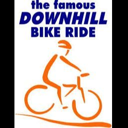 The Famous Downhill Bike Ride