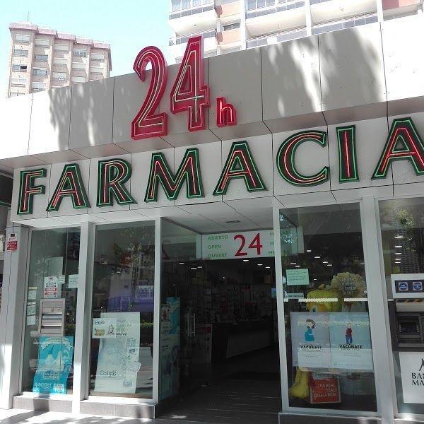 24 Hour - Farmacia Tramoyeres