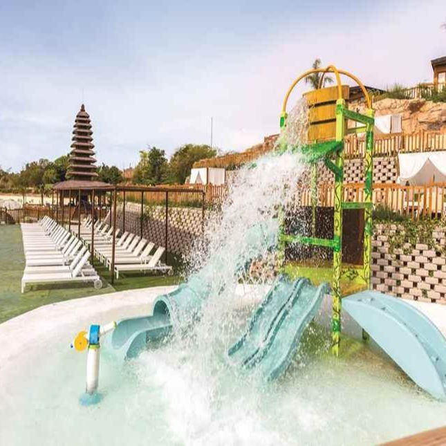 Magic Natura Animal, Water Park and Polynesian Lodge Resort Hotel