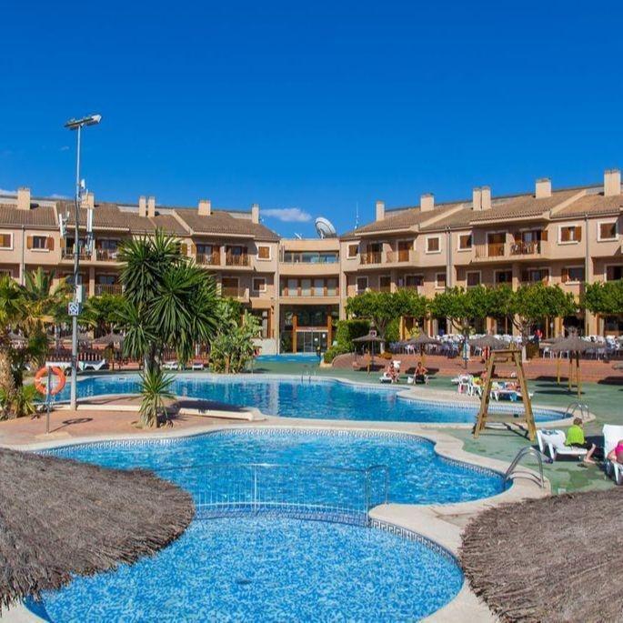Albir Garden Agua Resort Hotel