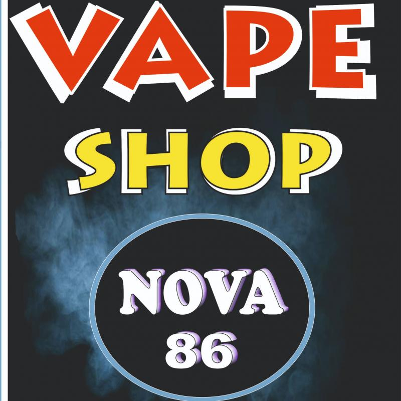 Nova 86  Vape-Shop