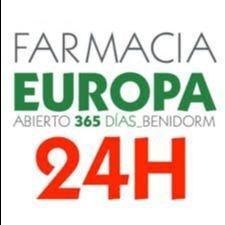 Farmacia Europa 24h Benidorm