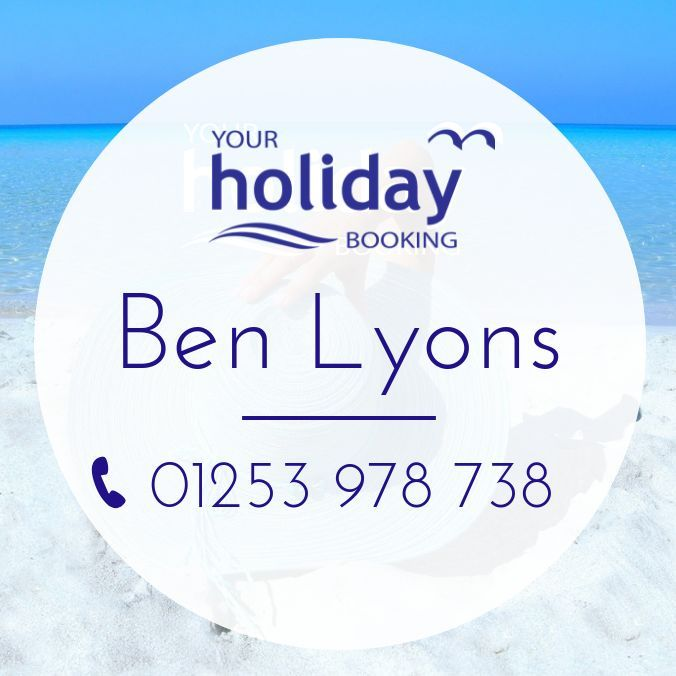 Your Holiday Booking Ben Lyons Travel