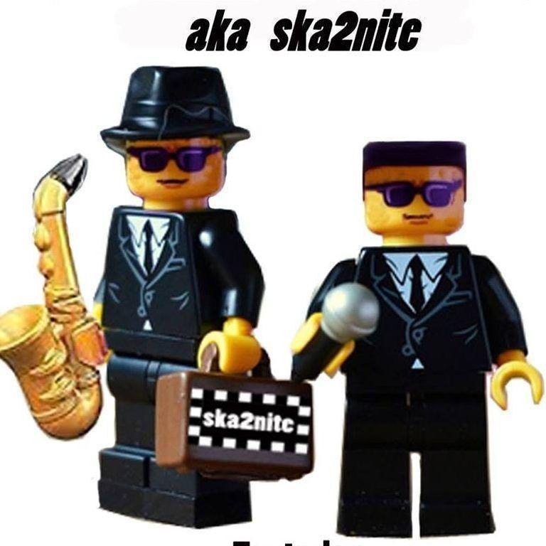 Two Men Two Tone