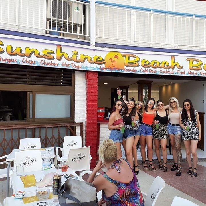Sunshine Beach Bar and Kitchen