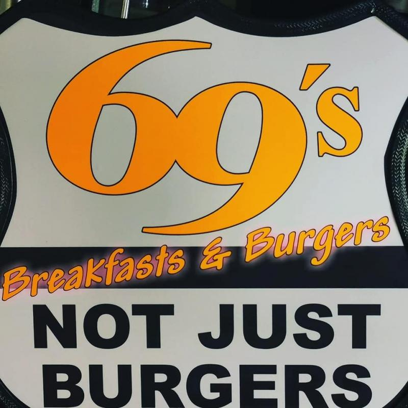 69s Not Just Burgers