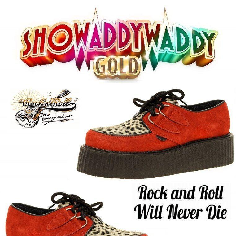 Showaddywaddy Gold