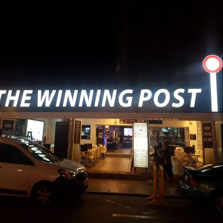 The Winning Post