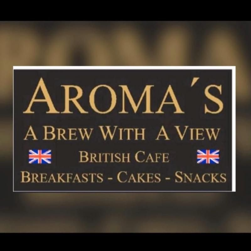 Aromas British Cafe Benidorm