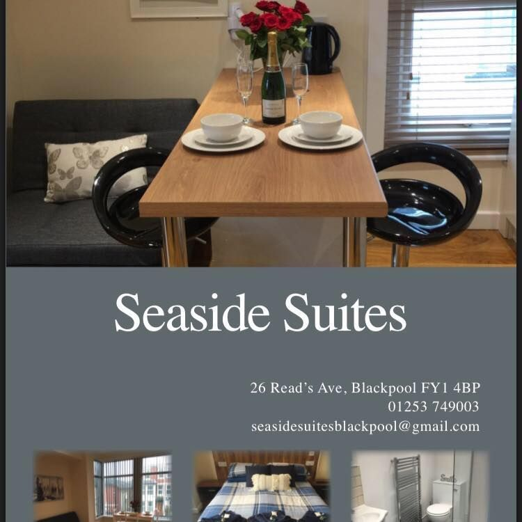Seaside Suites Superior Holiday Apartments Blackpool