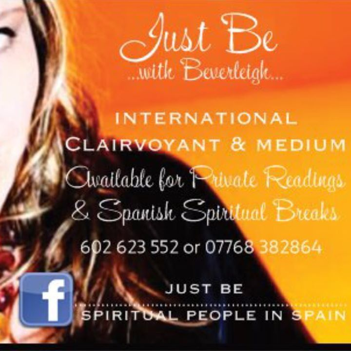 Just Be with Beverleigh Clairvoyant Medium