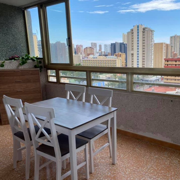 Tads Holiday Lets, Mariscal IV Apartments