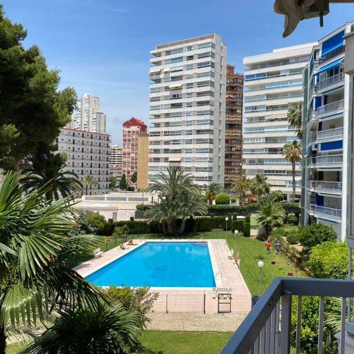 Tads Holiday Lets, Zafiro Apartments