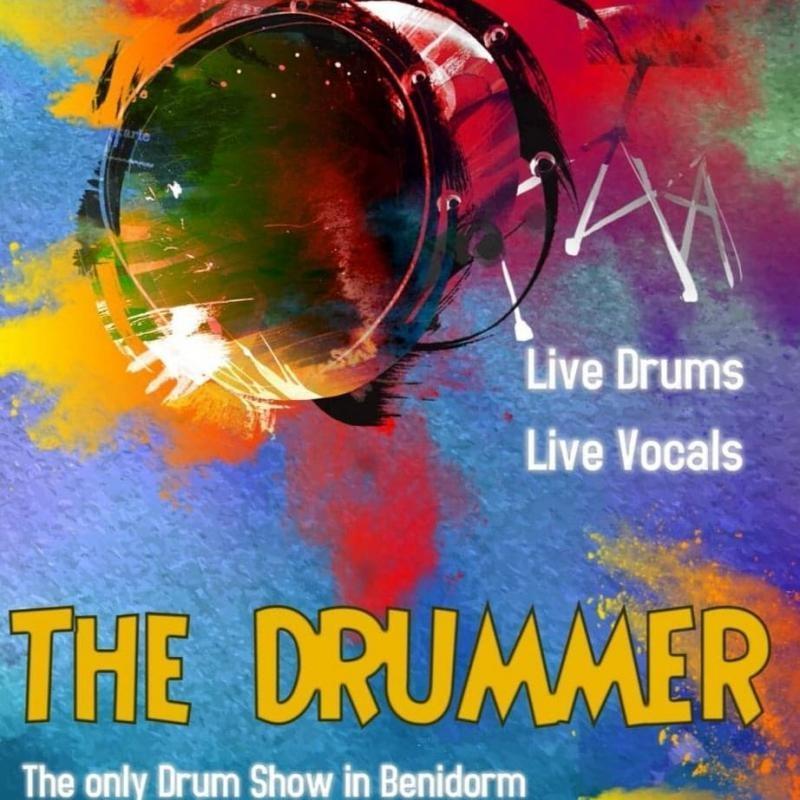 Christie Boylan - The Drummer