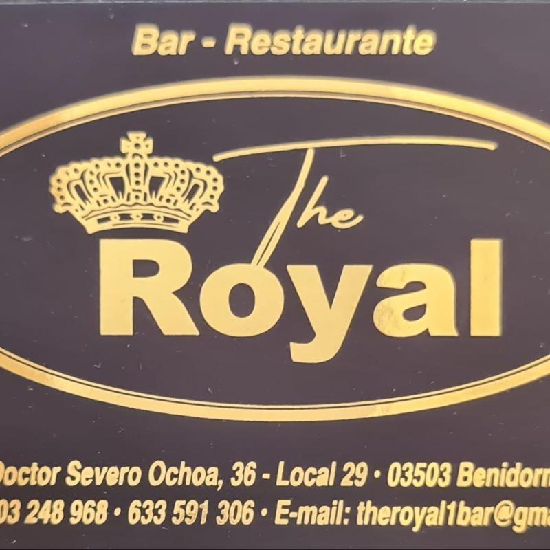 The Royal Bar - Restaurant