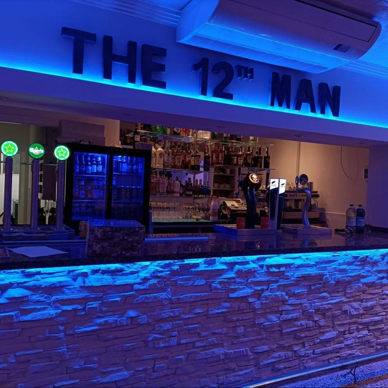 The 12th Man Bar and Bookies